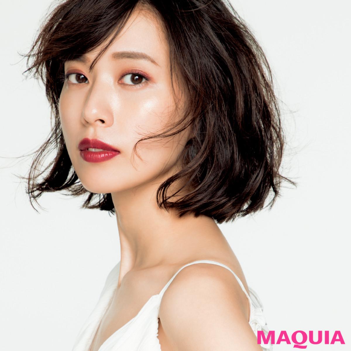 ブレない自分らしさを貫く戸田恵梨香さんの恋愛観