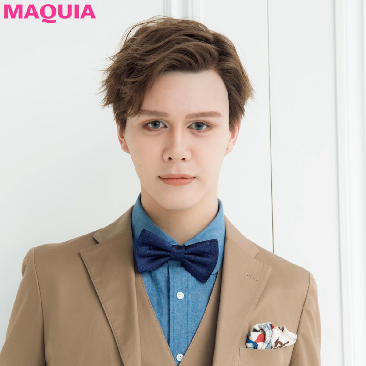 matt いま最も気になる魅惑のセレブ、Mattさんの美容漬けライフに密着! | マキアオンライン(MAQUIA ONLINE)
