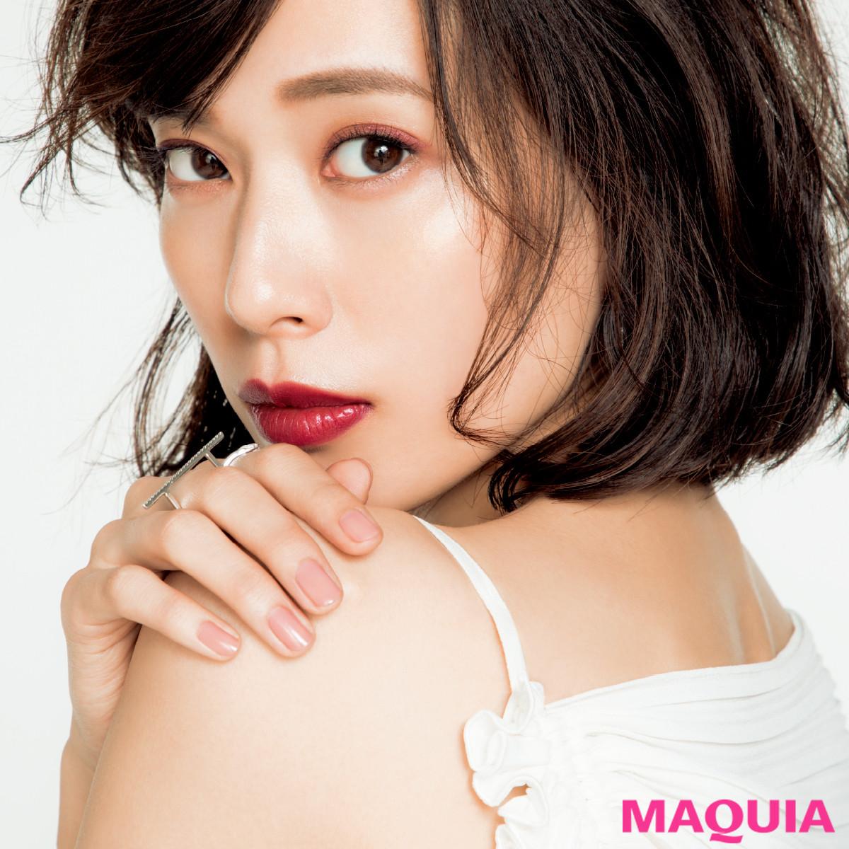 戸田恵梨香の「凛」と「美」