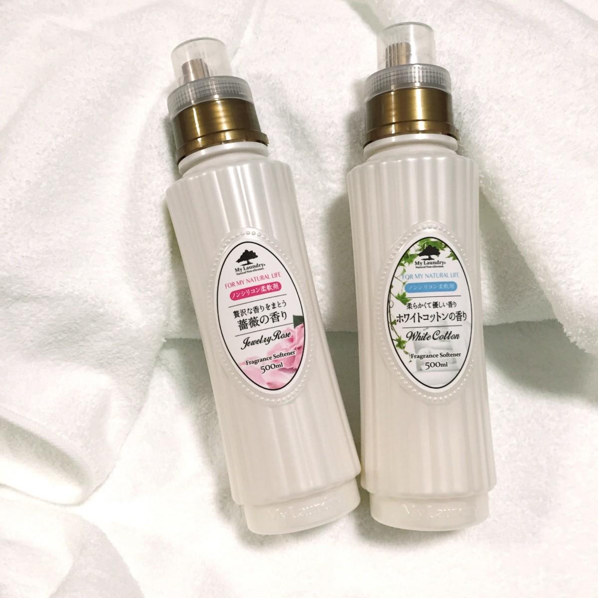 お子さんのいるご家庭にも♡ノンシリコンで低刺激、そしてふんわり香る優しい柔軟剤