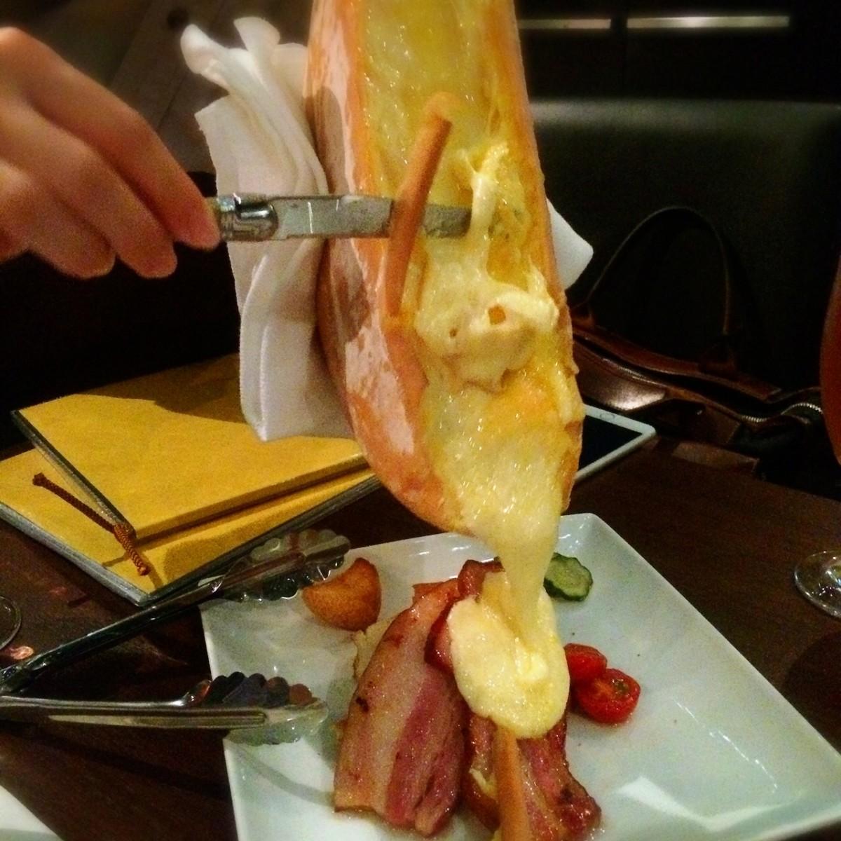 美容にもいい?!絶品チーズの隠れ家レストラン