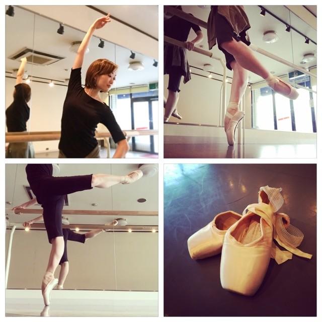 バレエダンサーが美しい…ヒミツ