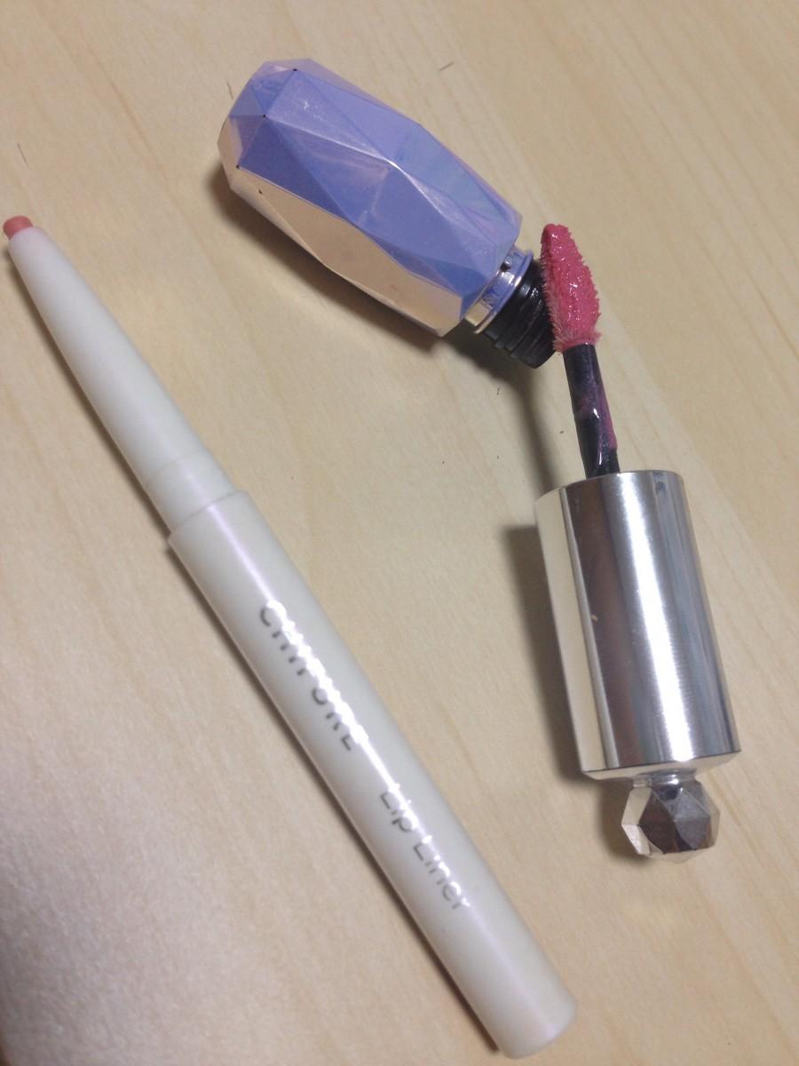 恋する☆色っぽピンクリップ