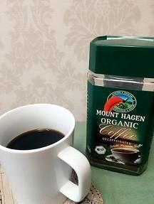 香り高い  カフェインレス コーヒー♪