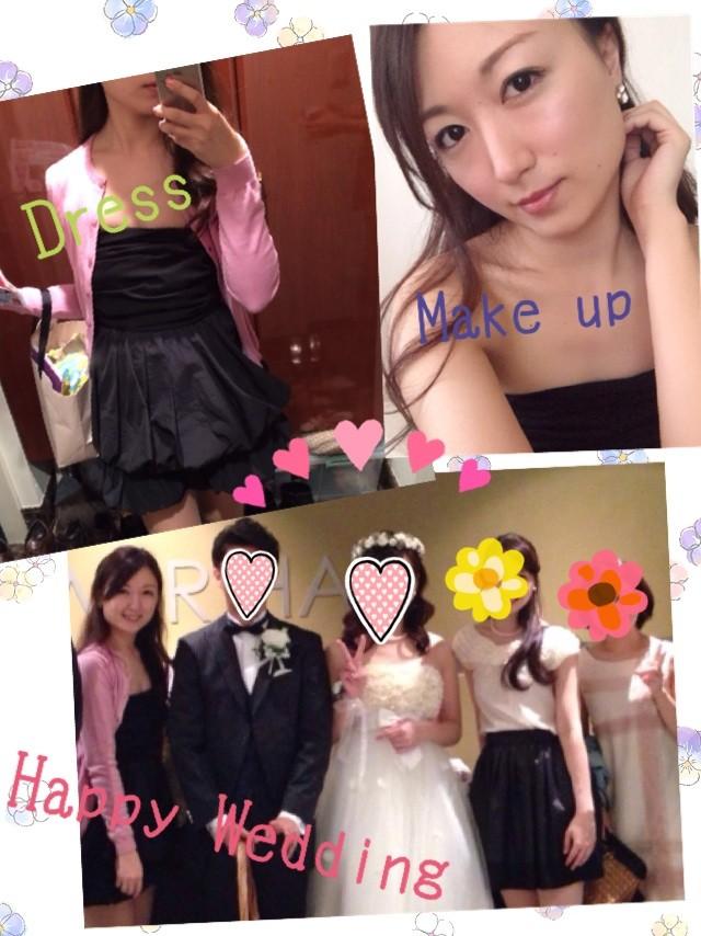 結婚式二次会〜♪