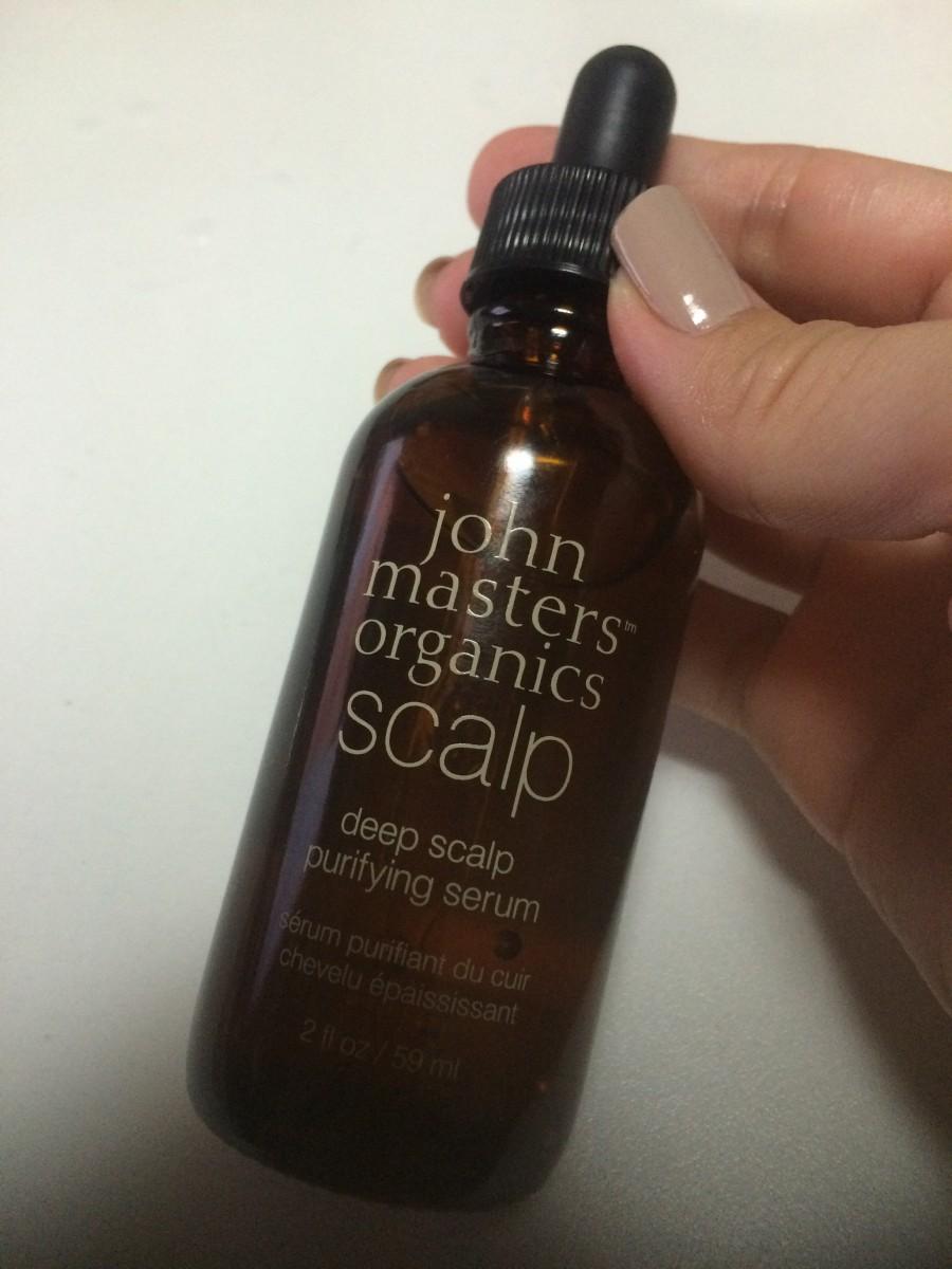 ジョンマスターのスカルプ美容液