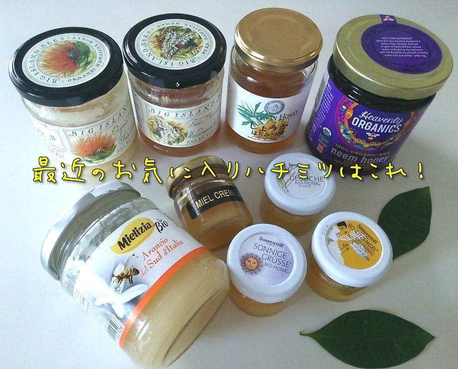 ハチミツ大好き♡ハチミツハンターさちぷぅの最近のお気に入りハチミツはこれ!