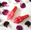 話題のキス顔リップ【プランプピンク】にしっかり色づくタイプが登場♡
