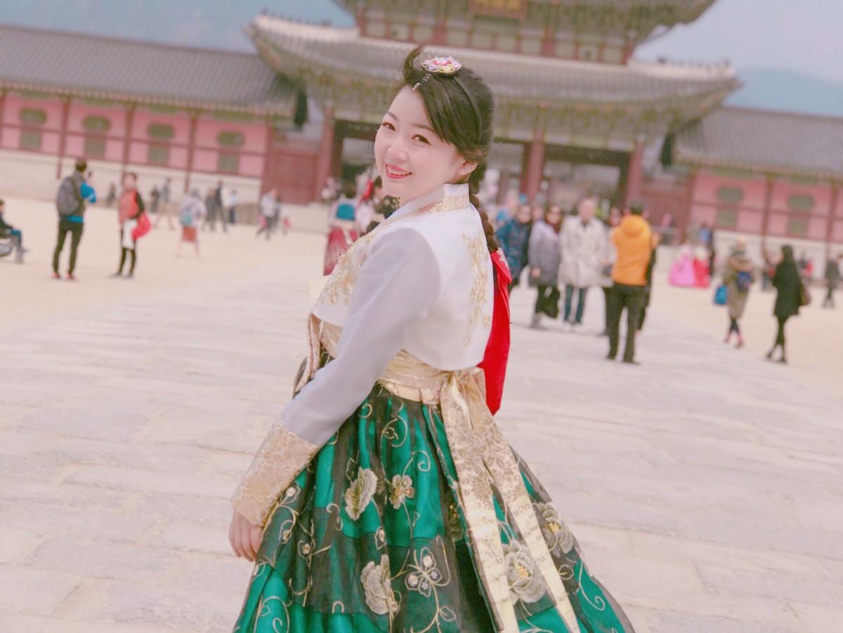 【自己紹介】안녕하세요☆韓国からこんにちは!Nagisaです