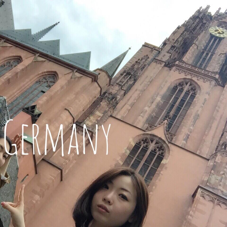 来ました!Germany!!