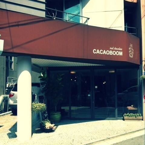 """【韓国カフェ】ショコラティエの方がオープンしたカフェで濃厚~な韓国かき氷 """"パッピンス"""" を食す!"""