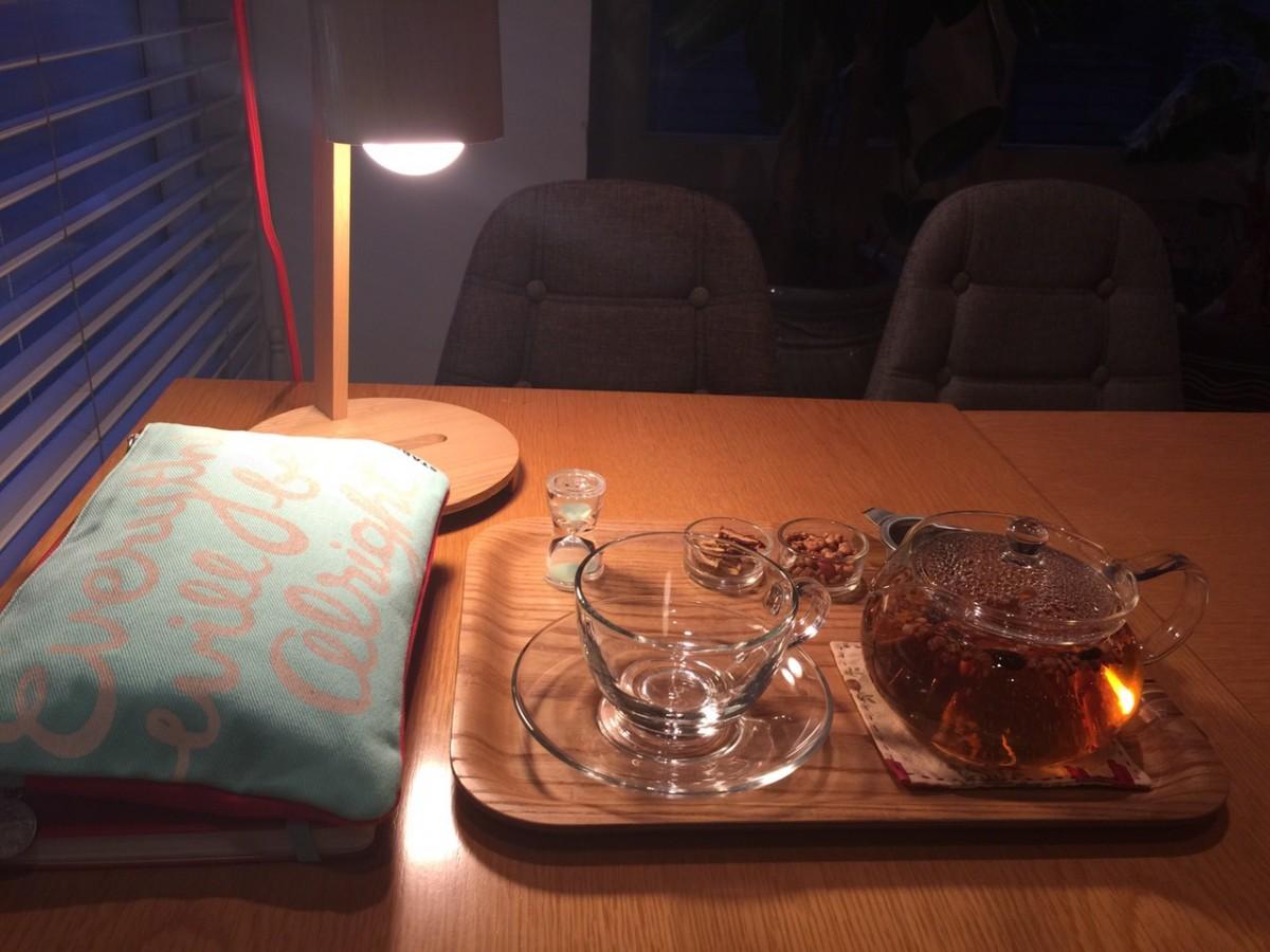 【韓国カフェ】韓方の力で美肌をゲット♡オシャレ韓方カフェ Tea Therapy