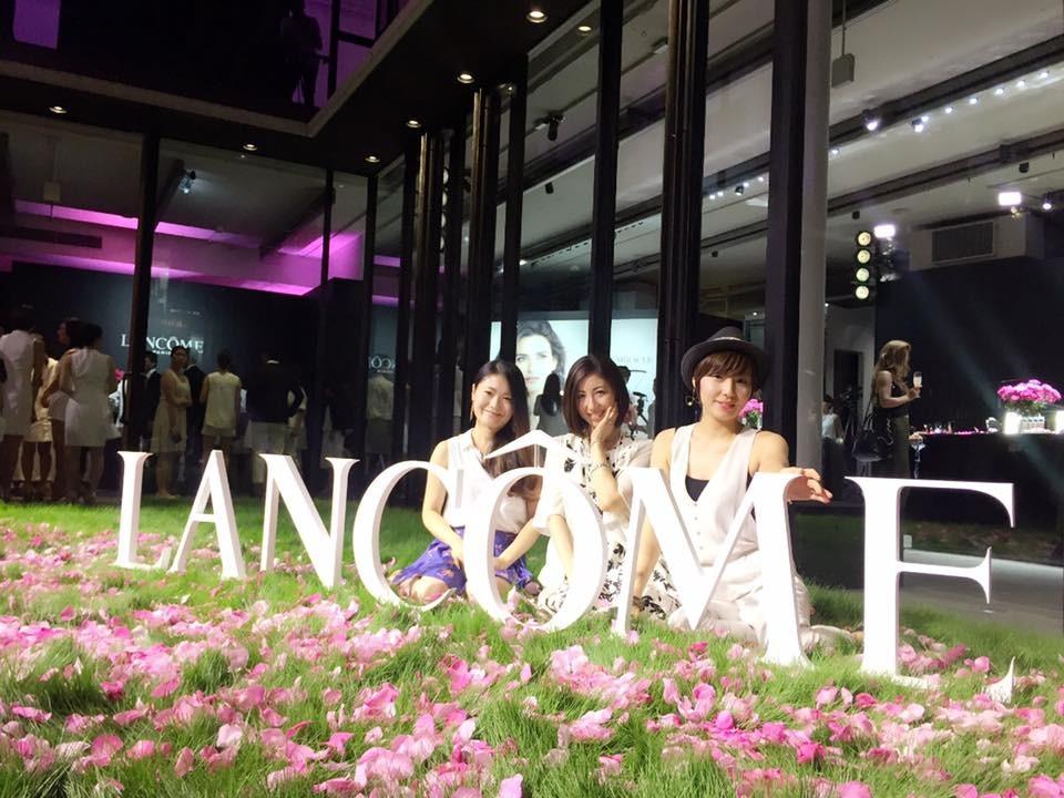 ランコム タンミラクコンパクト♡ローンチイベントに潜入!