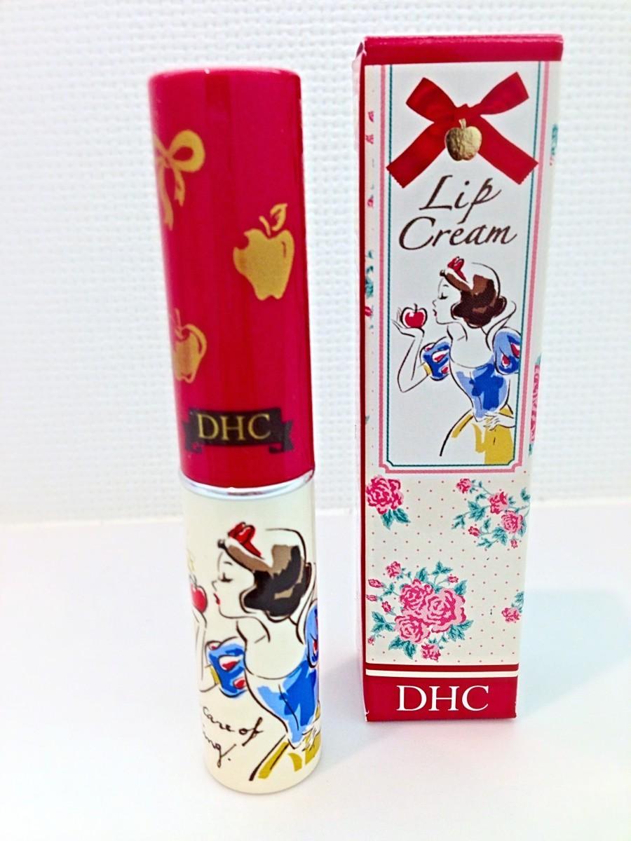 DHCの薬用リップクリーム