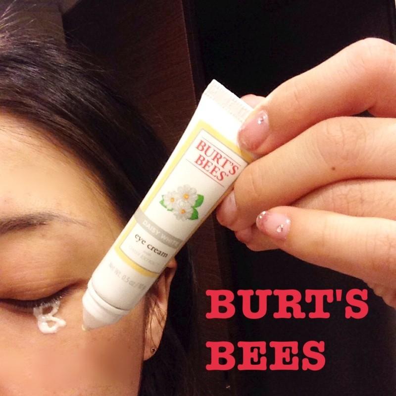 【目元にうるおいを。。。BURT'S BEES'】