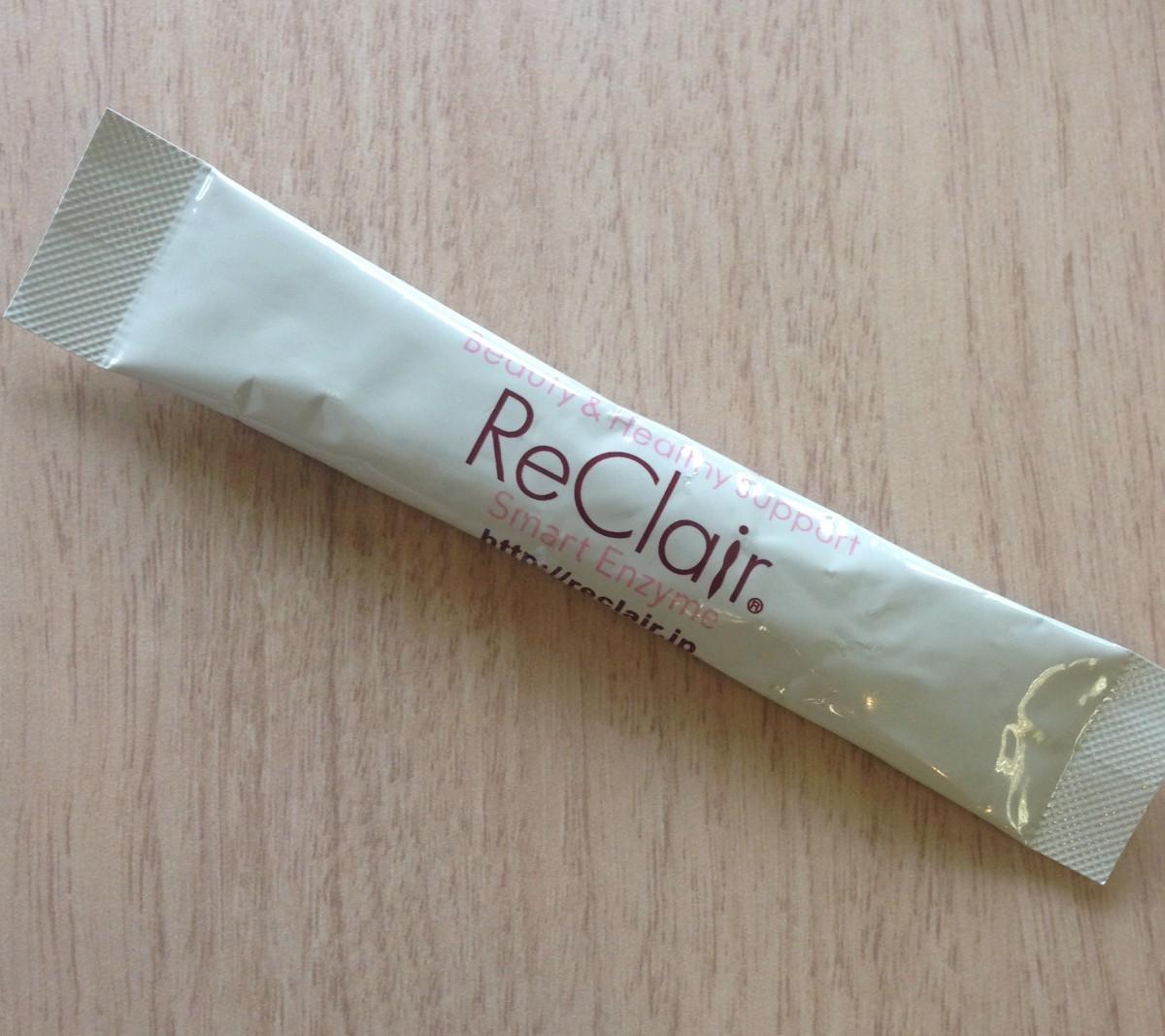 おなかいっぱい食べたいときのお守りサプリ ReClair