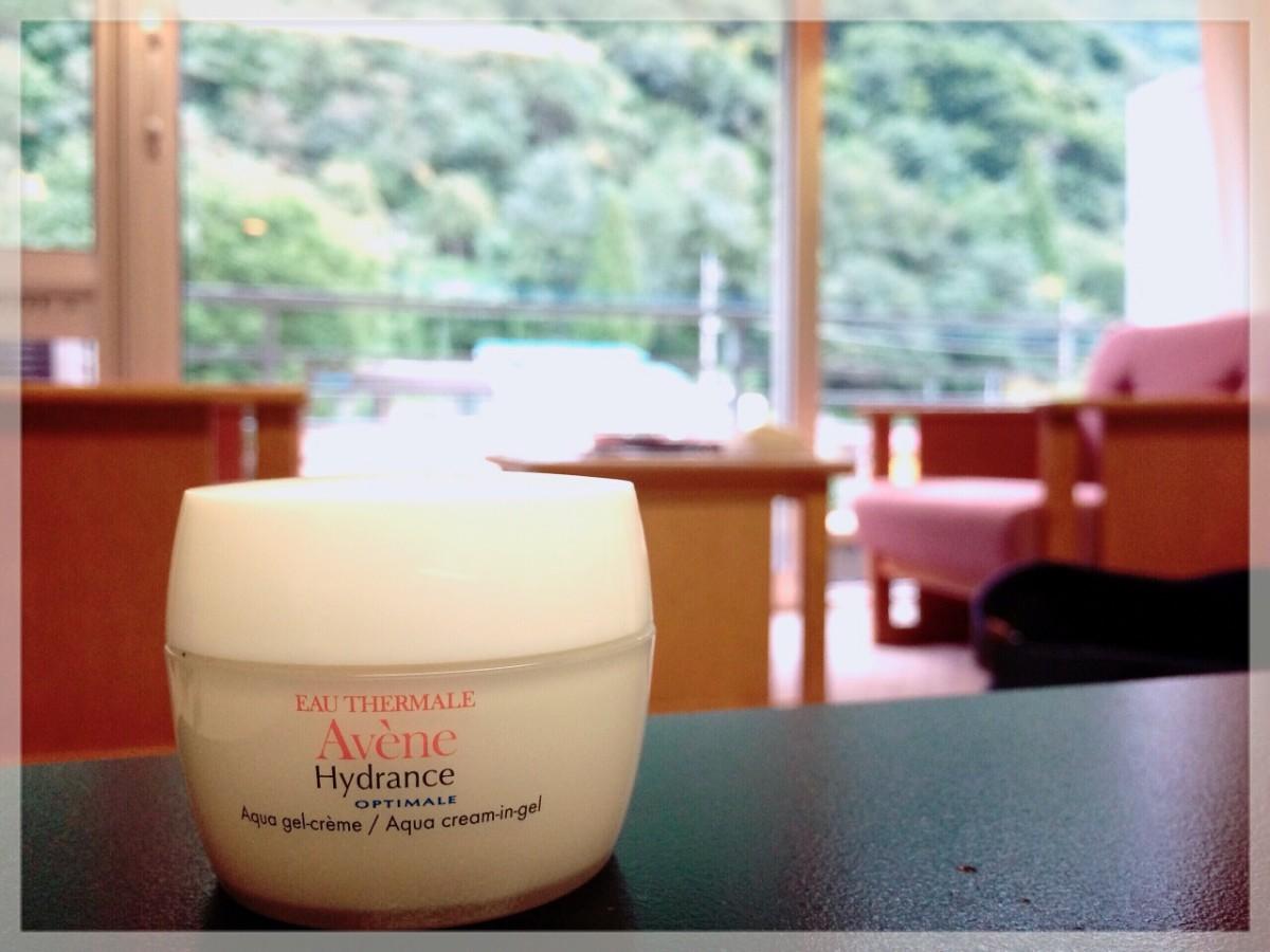 冬の乾燥ケア☆ 温泉とアベンヌ ミルキージェルで潤うツヤ肌に【動画あり】