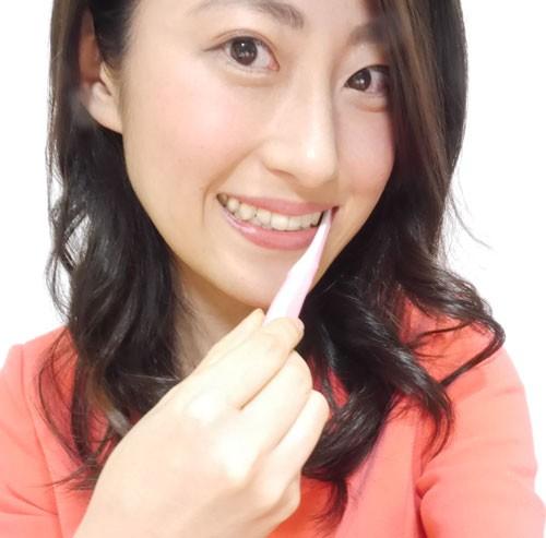 【驚愕】歯ブラシ変えたら歯が白くなった!リフトアップ効果も期待できます♡