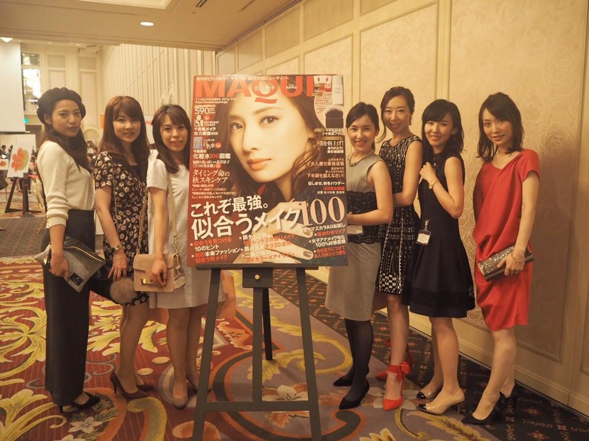 昨日のビューティシェア★MARIAのヘアメイク&ネイル&ファッション