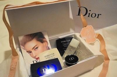 Diorのラッピングは豪華★母の日にもおすすめですよ~!