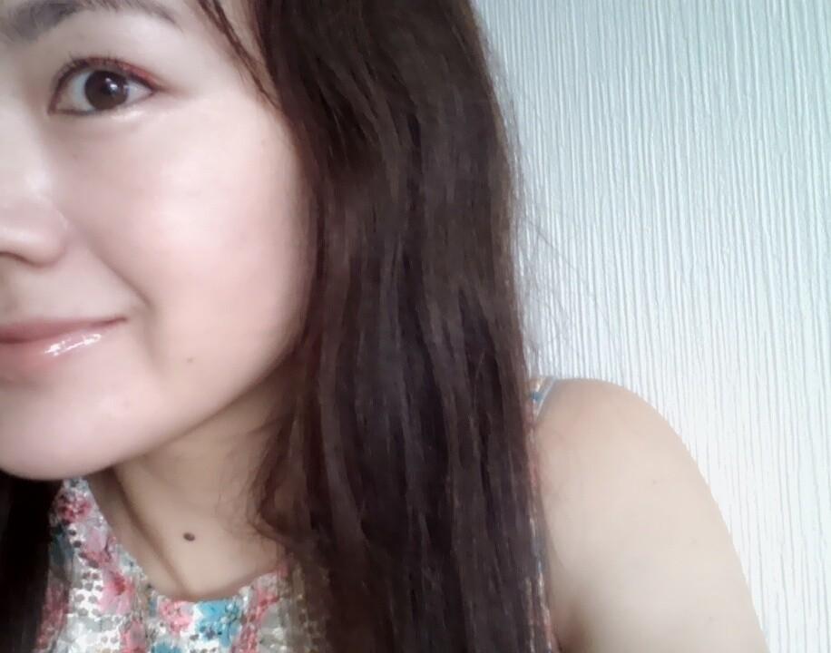◆この夏、カラーアイライナーで色っぽさを出すならジューシーなオレンジレッドがおススメ!◆