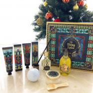 ステンドグラスをイメージした華やかなパケにうっとり☆今年のクリスマスコフレはSABONをセレクト!