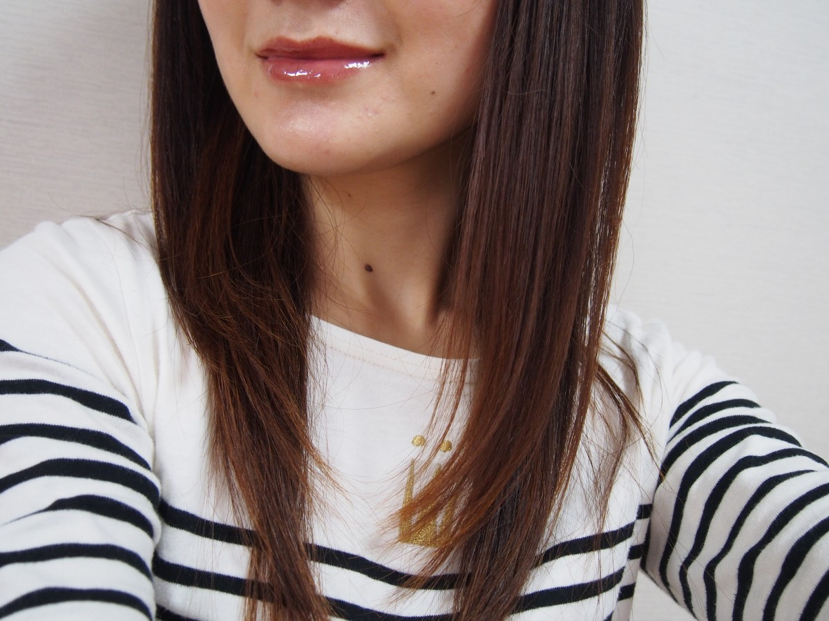 ◆大好きなオイル美容で毛先から艶やかロングヘア♡◆