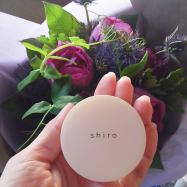 指先の保湿もOK!2019年はshiroの練り香水で優しい香りに包まれる♡