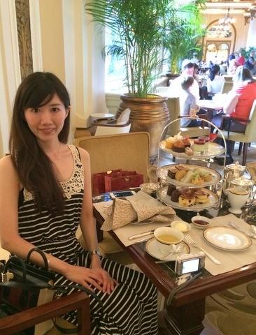 香港でリピートしてしまう♡ペニンシュラでのアフタヌーンティ