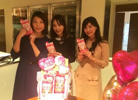 飲む食べる私に朗報♡♡素晴らしいサプリで楽しくダイエット!