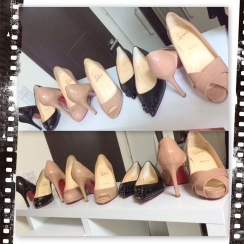 綺麗な靴が大好きです♡