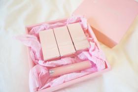 9/1 ピンクのスキンケアがデビュー!ジバンシイ『ランタンポレル ブロッサム』でツヤも血色も潤いも、全てが叶う♡