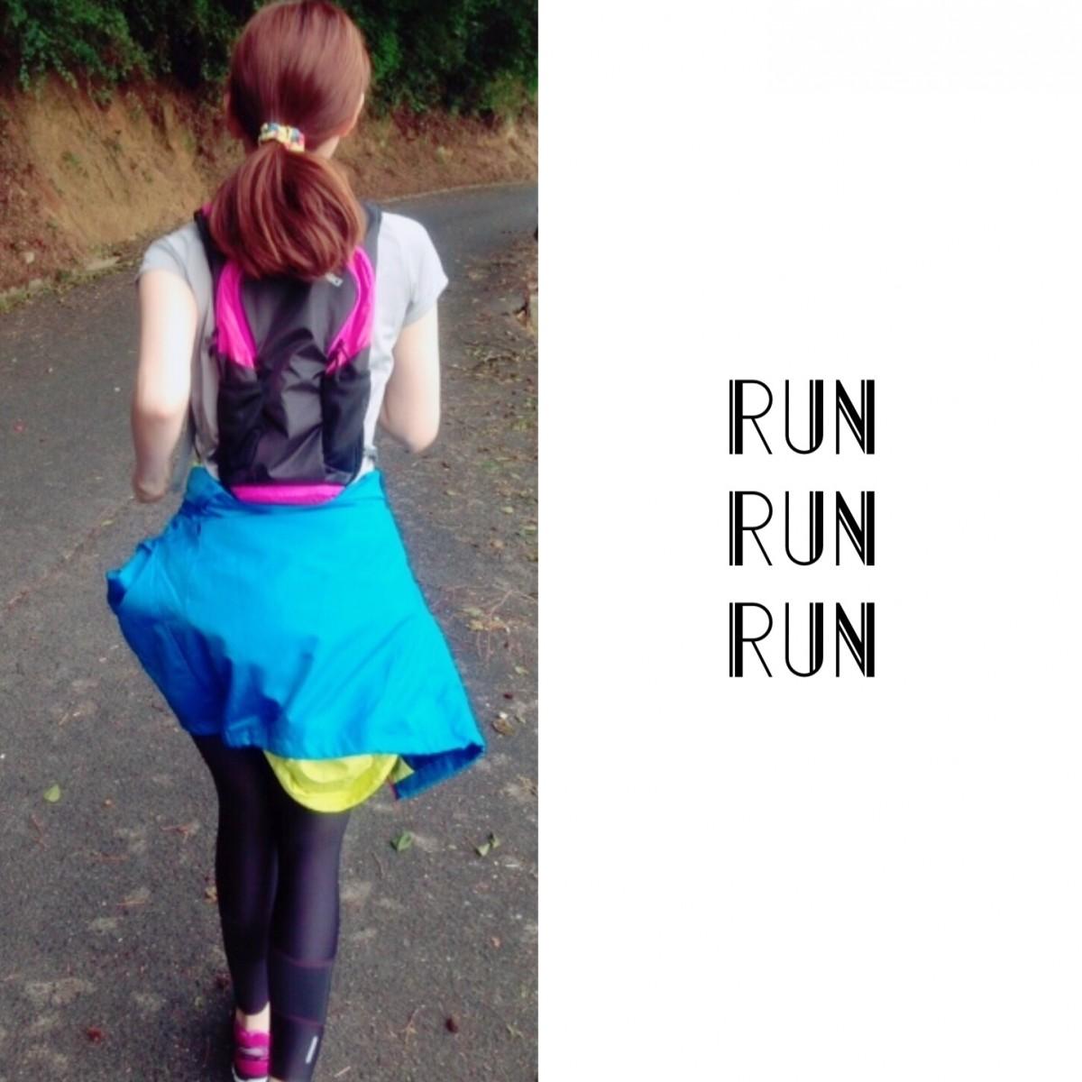 【朝活】気軽に始めれるポーツ!  朝の15分!健康と美にRUNはいかがですか?