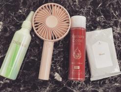 【ALL1,000円以下】夏のお悩み解消!猛暑を快適に過ごすおすすめ美容アイテム4選