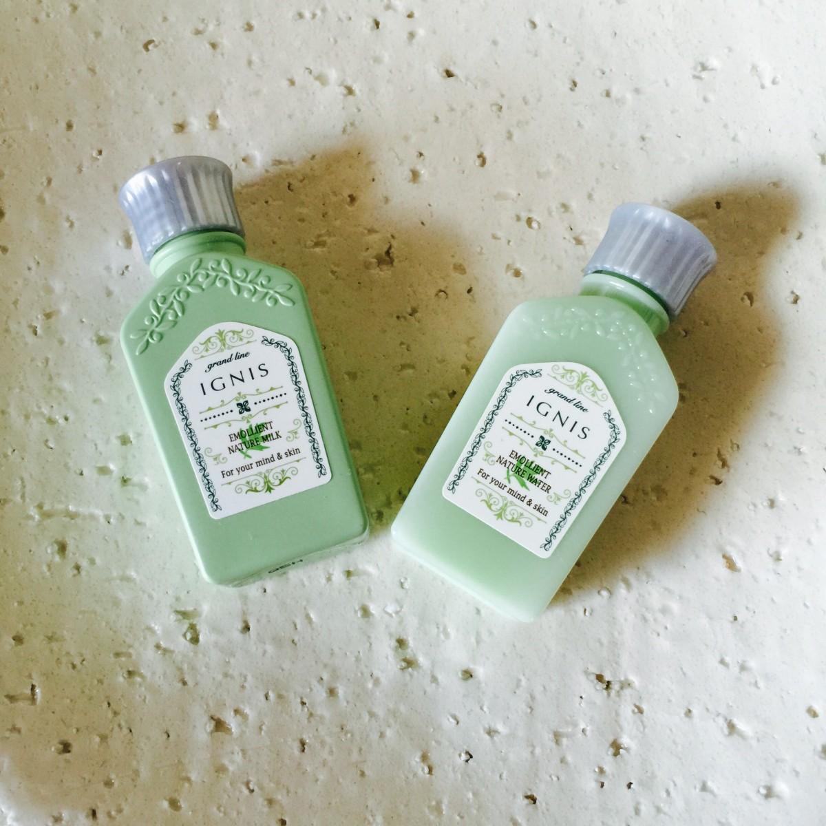 可愛くてよい香り ♡IGNIS&IGNIS GARDEN マキアビューティナイト♡ブース編
