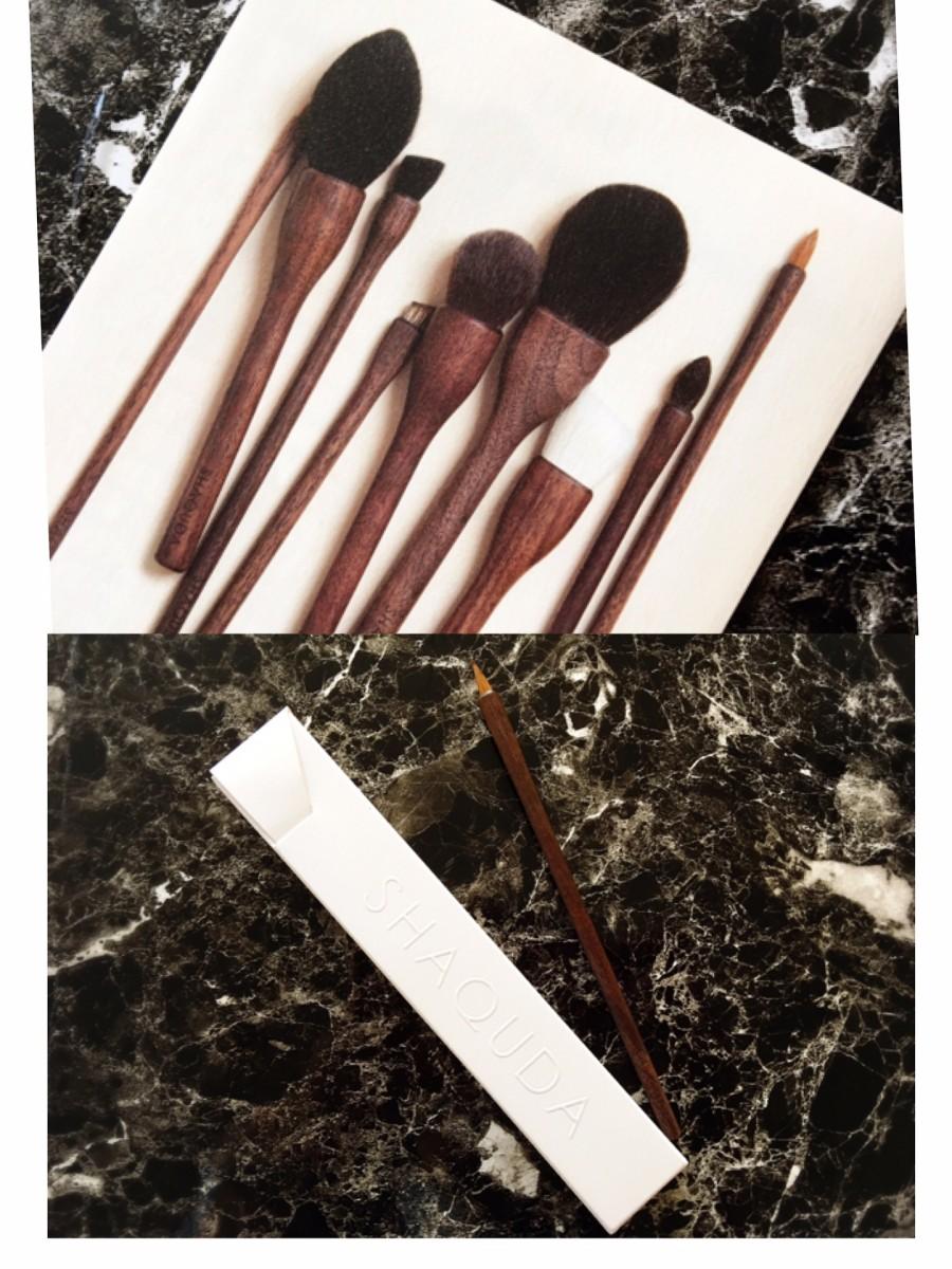 人気美容家さんも愛用♡TVでも話題!木製一体型熊野筆『SHQUDA(シャクダ)』ワンランク上のメイクツールで格上げ美容。
