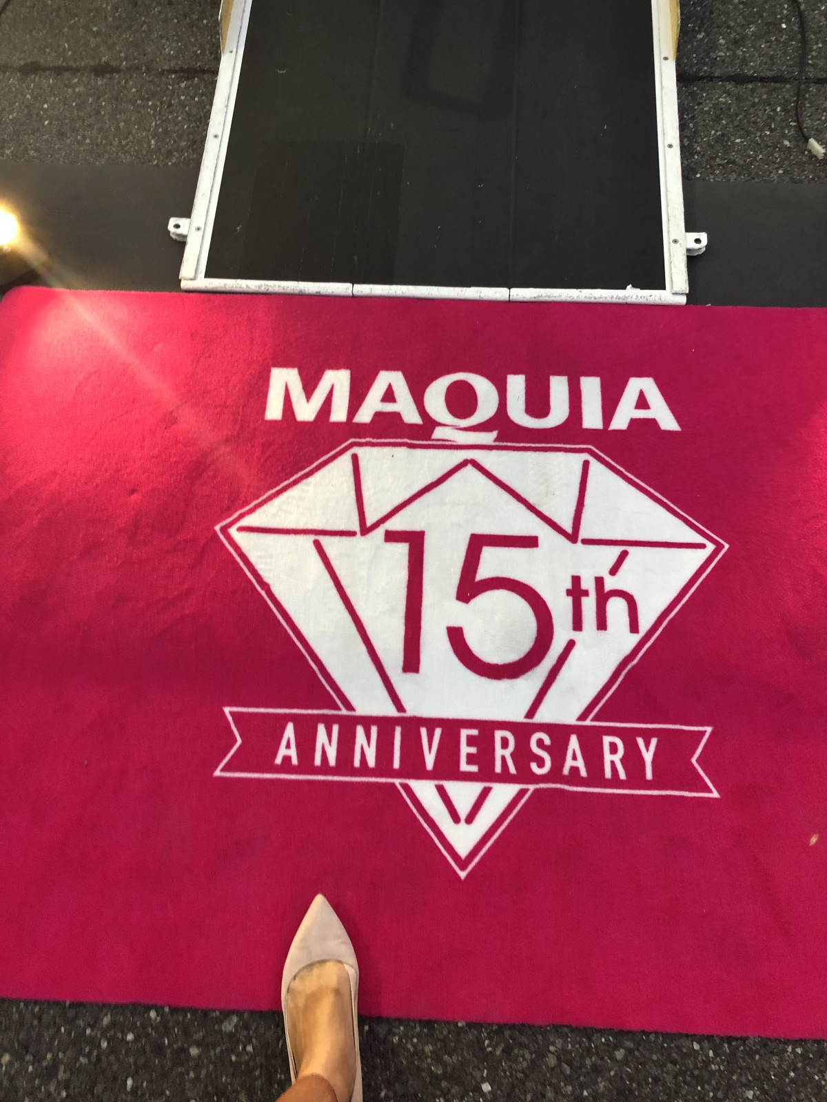 【MAQUIA15周年★ビューティシェアクルーズ】アスタリフトセミナー