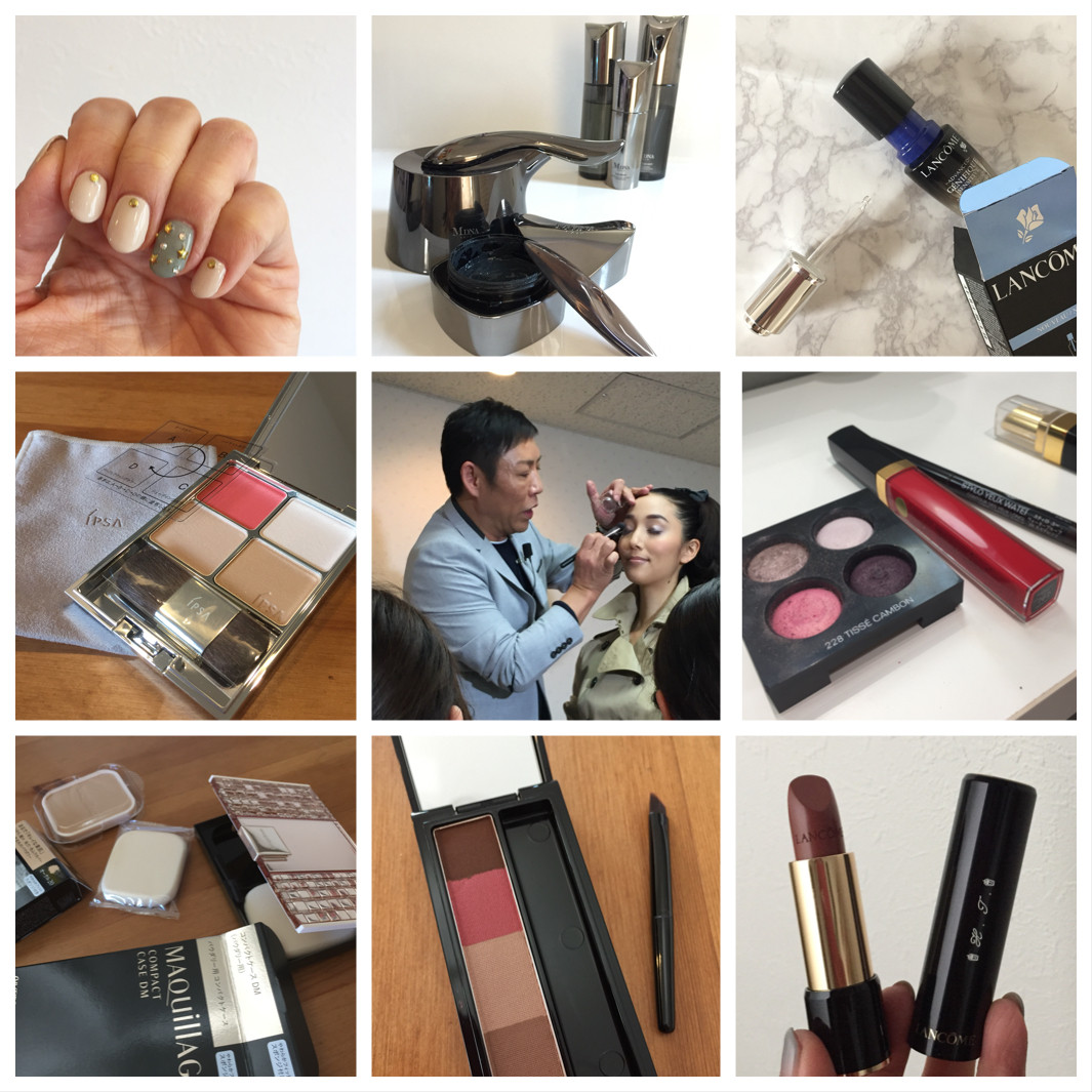 私の 2017BEAUTY BEST NINE !!!
