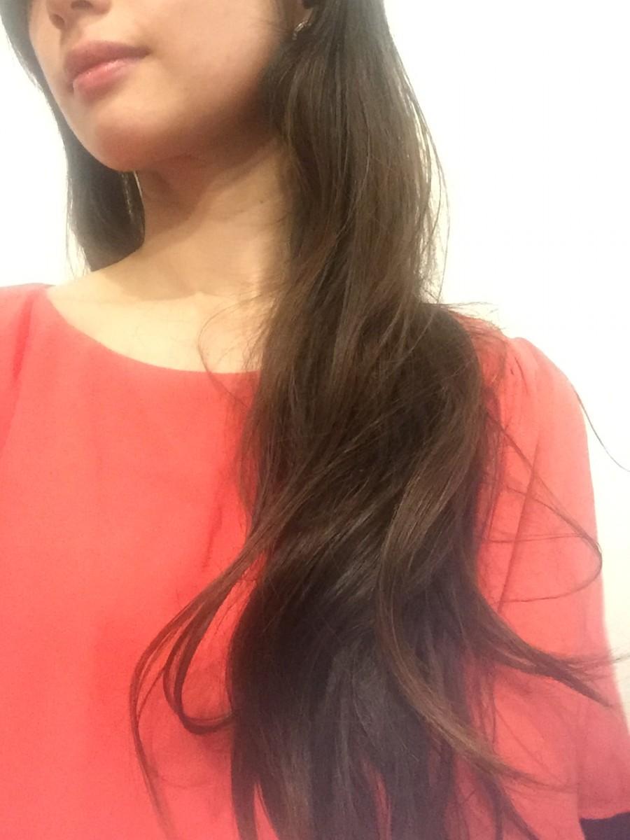 【美容の裏ワザ】ダメージフリーなベビーコスメで、艶髪に見せる