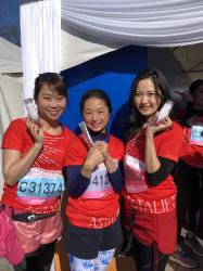 【渋谷・表参道Women's Run】ASTALIFTランナーとして10km走りました!