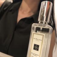 【定番香水】力強くさわやかなジョーマローンのブラックベリー&ベイ