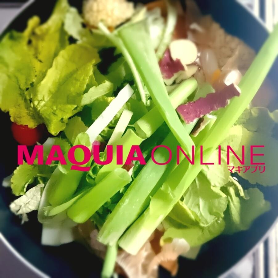 捨てちゃう野菜くずで美味しく健康的にアンチエイジング*