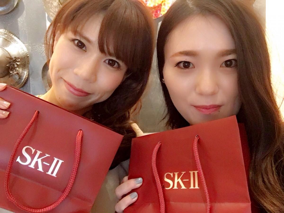 「運命を変えよう」SK-II新アンバサダー発表会・SK-II新製品先行体験会へ