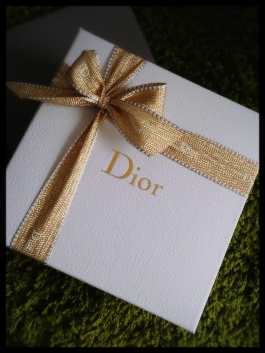 Dior◆特別なクリスマスギフト