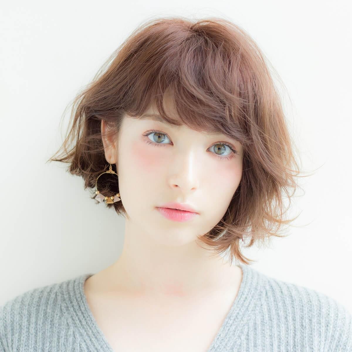 冬~春の注目株!! エアリーボブカタログ