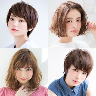 【髪の長さ別】今っぽヘアカタログ