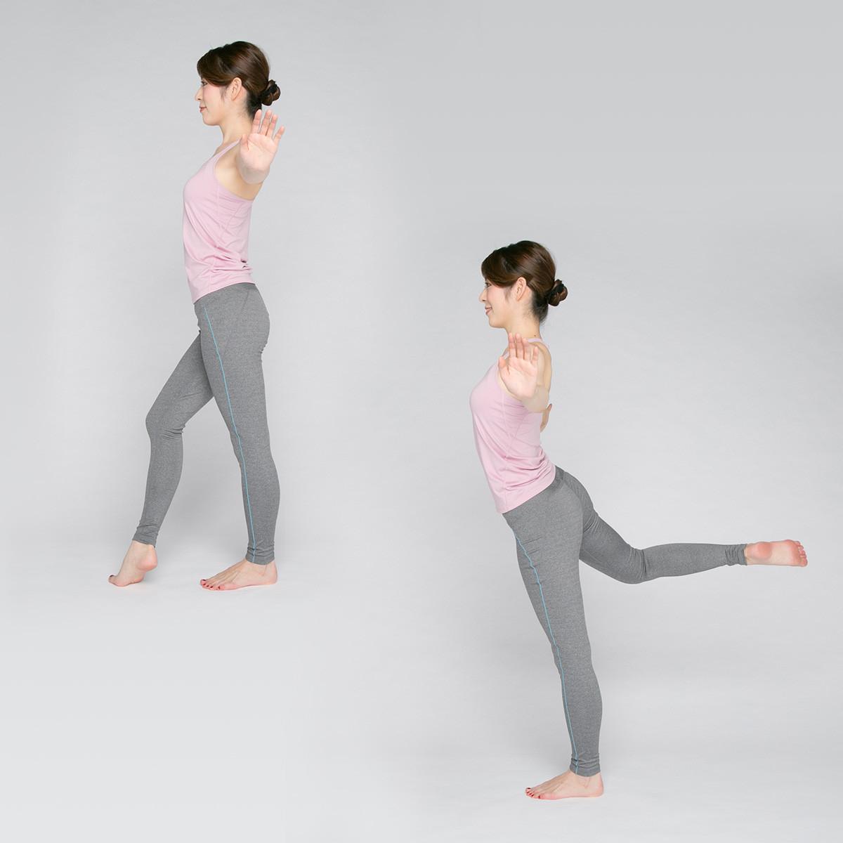 垂れ尻に喝!足の蹴り上げで奥行きと高さのあるヒップに【美尻プログラムLesson3】