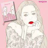 人気イラストレーターmaegamimamiさんが語る「赤いリップに恋する理由」