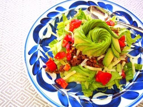 野菜が主役の痩せレシピ