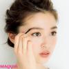 眉毛を左右対称に描くコツって? 長井かおりさんが教える眉&目元メイクの基本のき